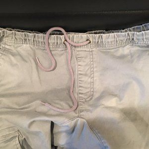 Mossimo, drawstring pants: Medium